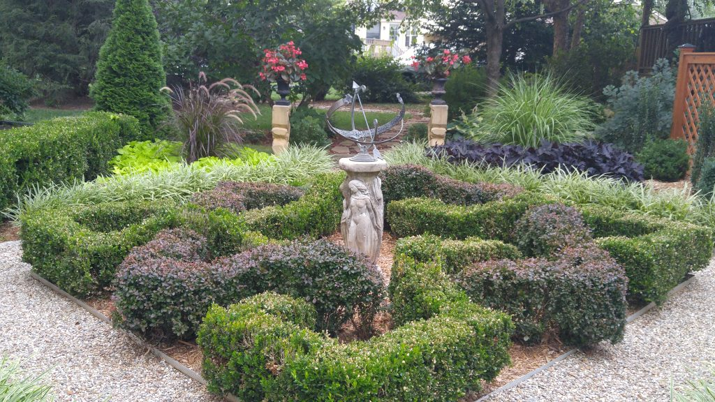 Knot Garden image