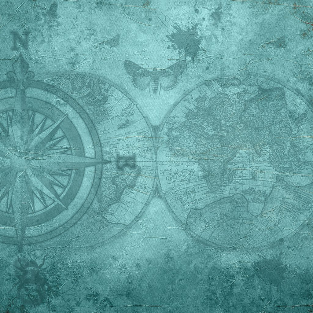 Map & Compass Rose image