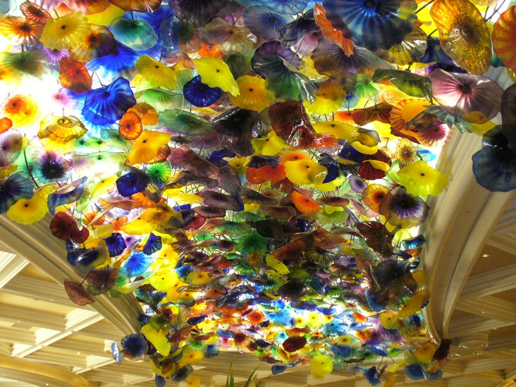 Bellagio cieling image