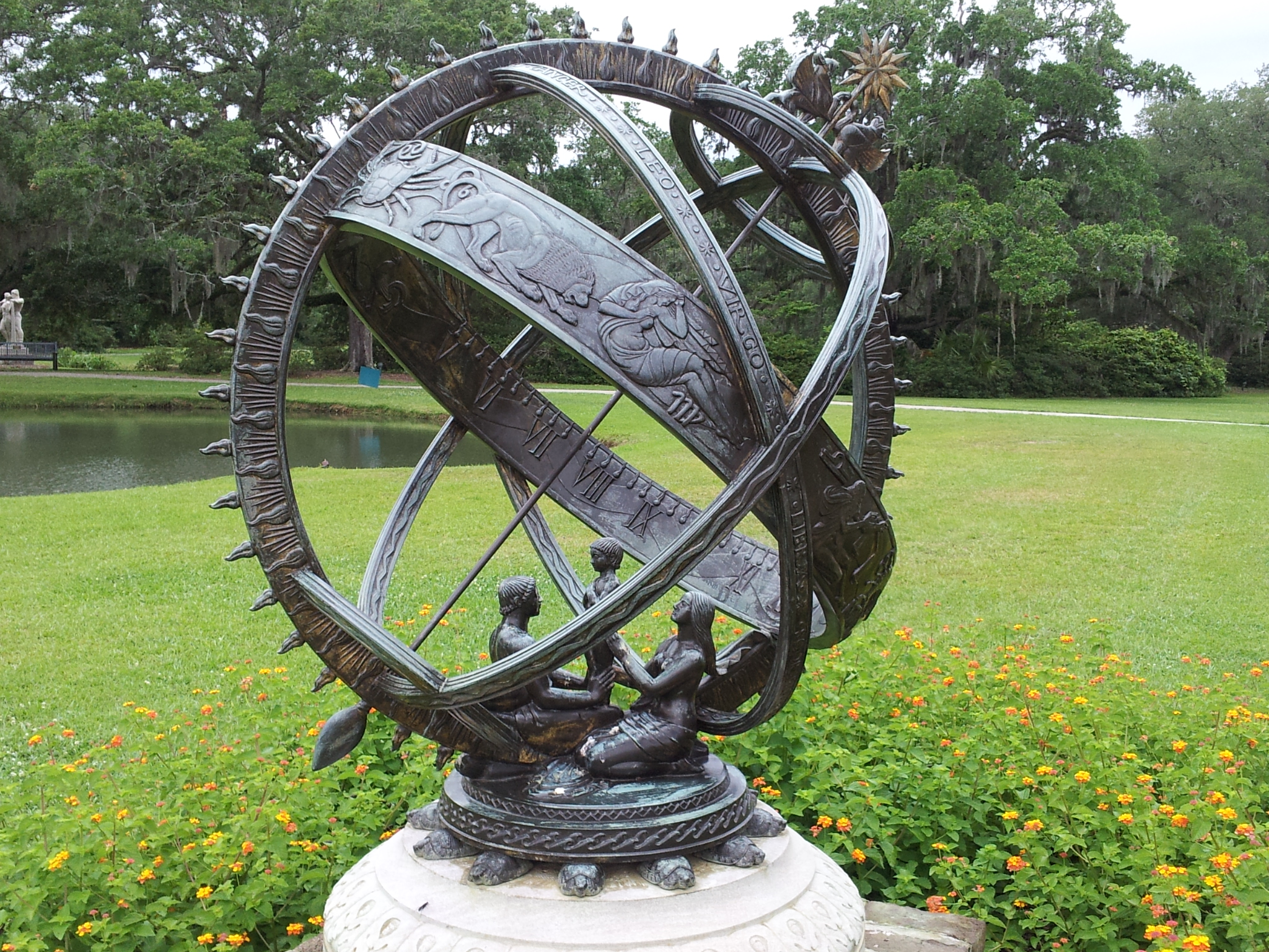 Cycle of Life by Paul Howard Manship (sculpture)