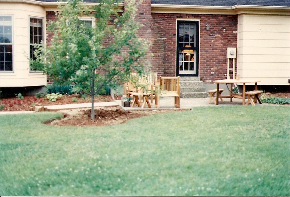 Our gardens, 1990