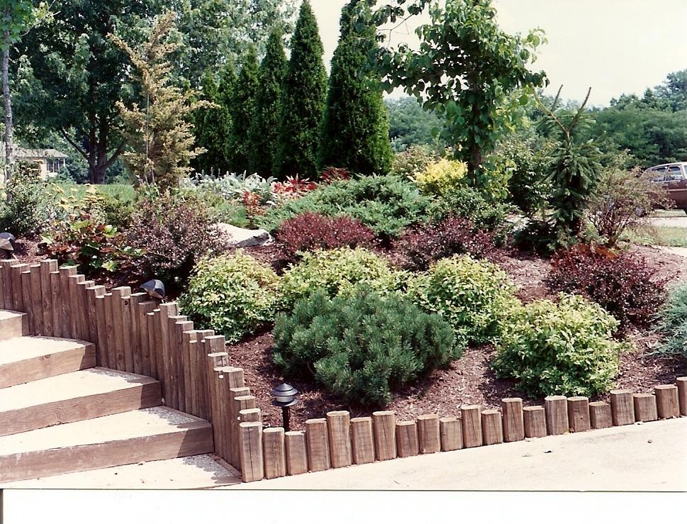 Our gardens, 1994
