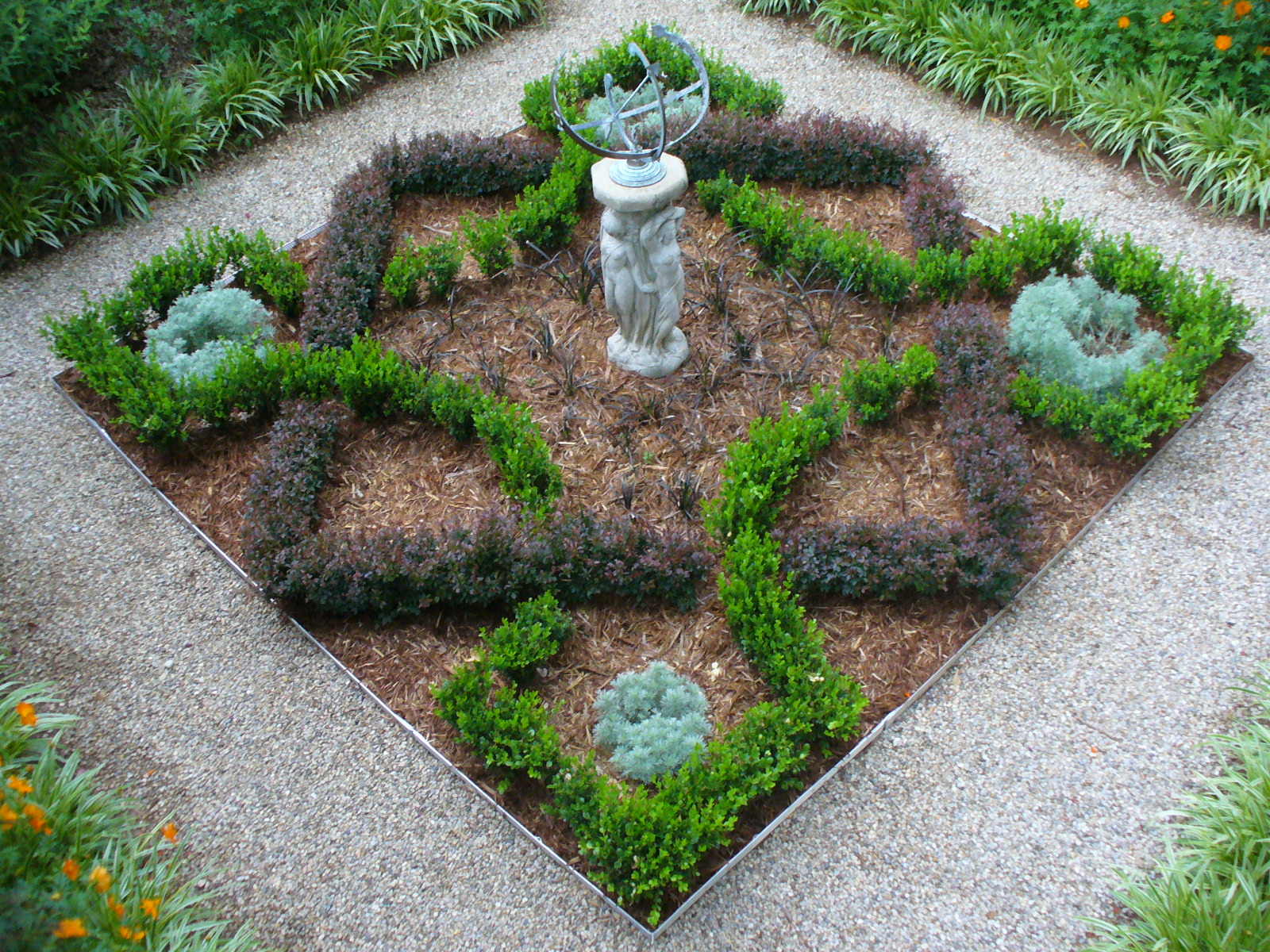 Elysium's Knot Garden (two years)