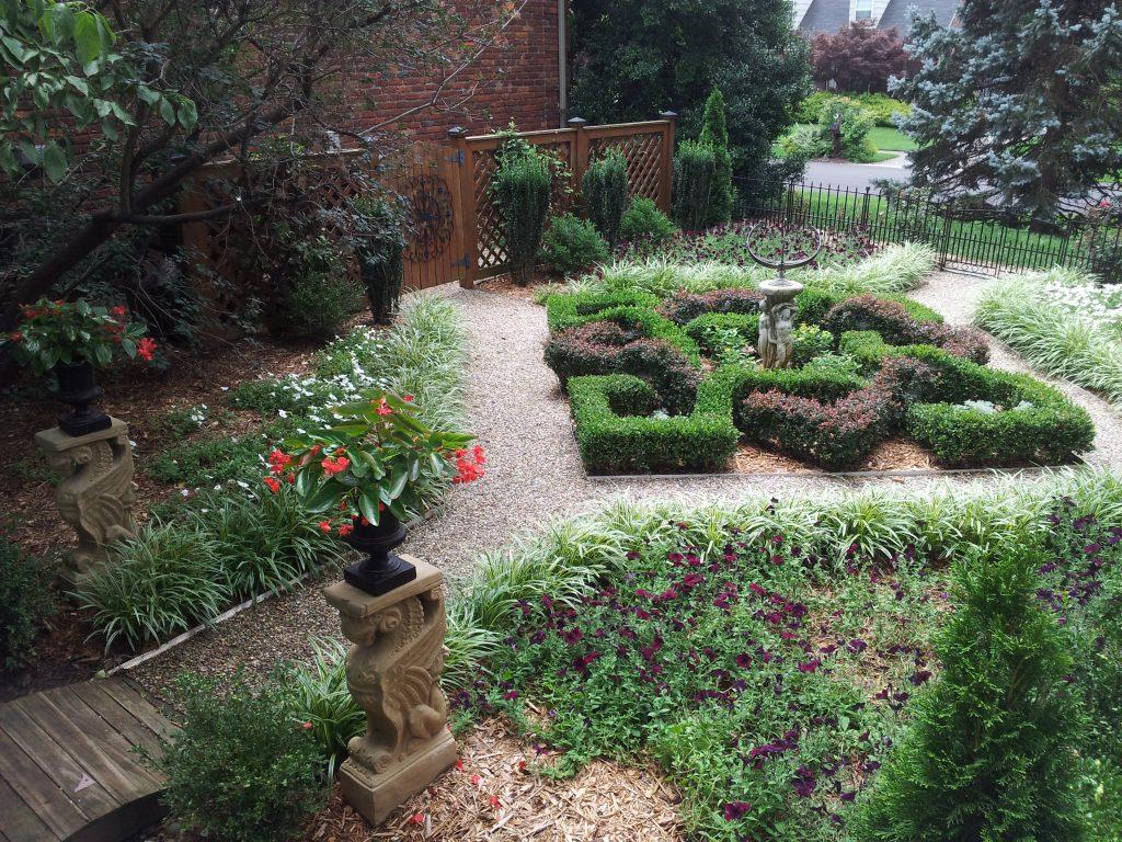 Elysium's Knot Garden (five years)