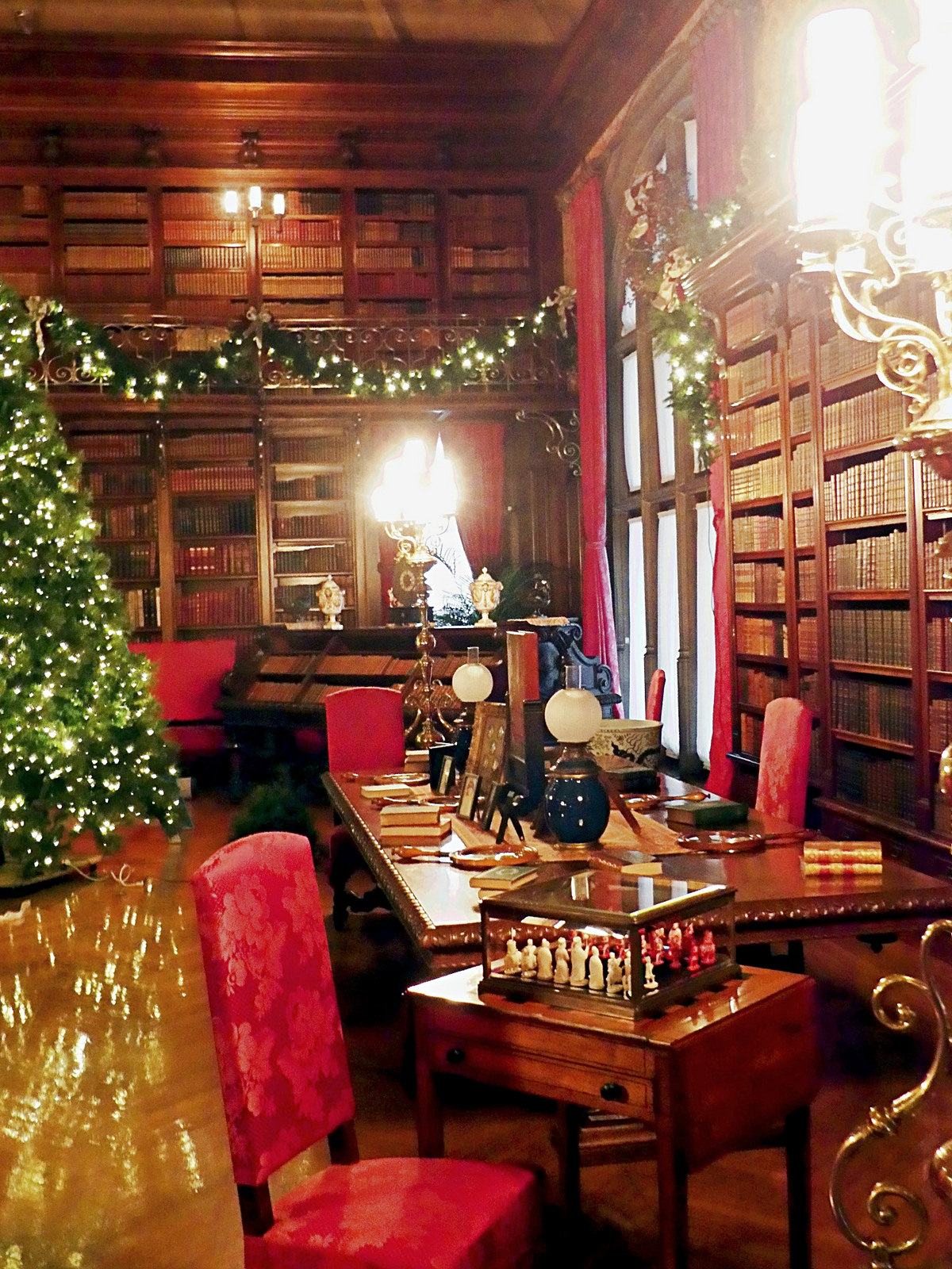 The Biltmore Library