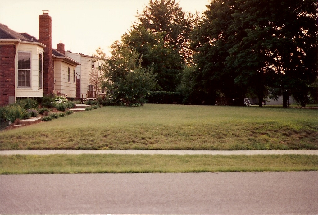 Our gardens, 1991