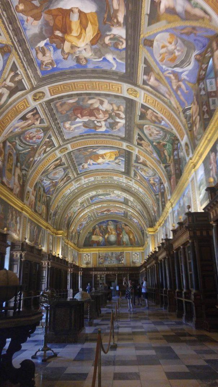 El Escorial Library - Spain