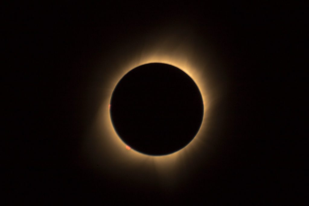 2017 Solar Eclipse - Photo by Drew Rae from Pexels